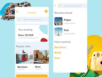 Daily UI Search mobile ui clean ui design ios search search bar dailyui daily ui