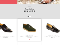 Flat Responsive Commerce Design