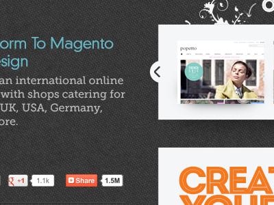 Commerce design creative design web design graphic design commerce query styles typography blog design