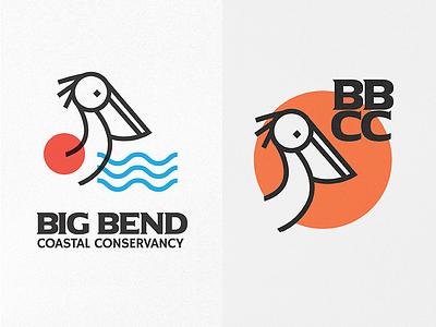 BBCC minimal tallahassee big bend ocean pelican