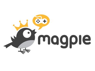 Magpie Logo logo magpie