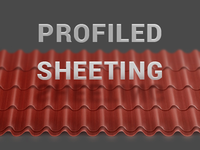 Profiled sheeting