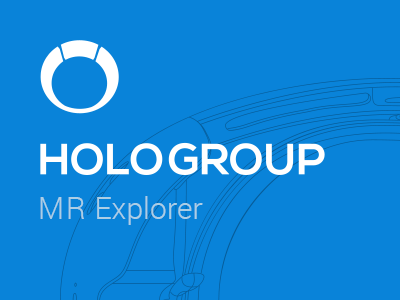 Mr Explorer hololens