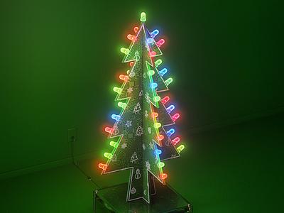 Merry Christmas cinema4d c4d redshift