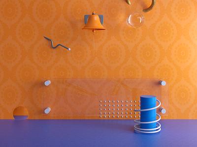 Mousetrap orange mousetrap c4d