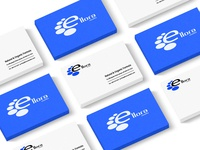 Minimalist Business Cards and Logo