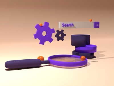 3D search graphic blender blender3d
