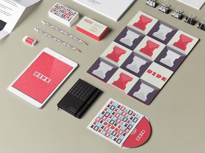 Id for PIPE Digital redesign identity brand
