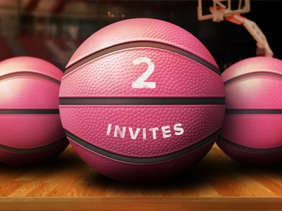 Dribbble Invites Giveaway invite photoshop dribbble giveaway