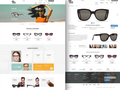 Prisma Eyeglass Store glasses eyeglass ecommerce store