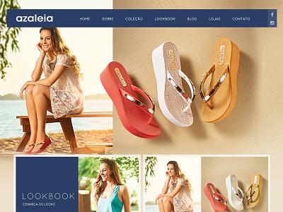 Azaleia - Home proposal girl shoes woman