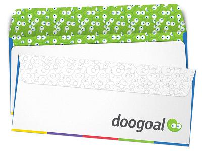 Envelope Doogoal envelope doogoal mockup
