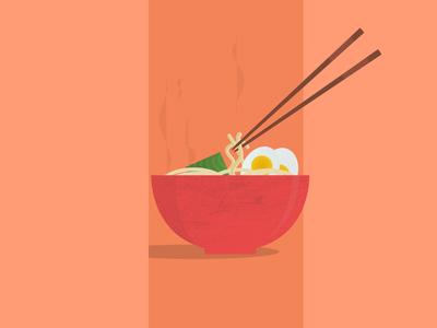 Ramen Noodles hipster foodie culture culinary seaweed egg broth japan orange red soup food japanese food ramen noodles