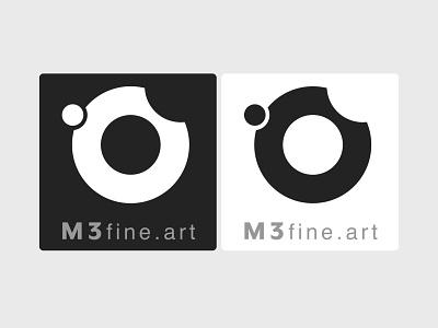 Fine Art Logo branding vector art flat design vector design logo design logo
