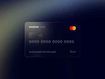 Credit Card | Concept credit card card payment colors concept typography trends banking bank dailyui challenge checkout