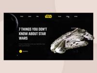 Star Wars | Header