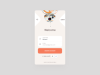Sign Up   Daily #001