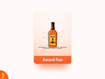 Bacardi Rum rum
