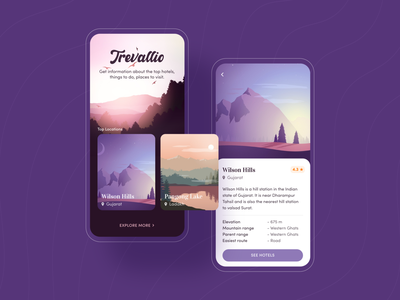 Travel Information information hotels prateek booking holiday vacation destinations illustrations website minimal design ux ui appui app card blog trip travel travelling