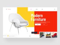 Furniture - Landingpage