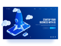 Startup - Landingpage v2