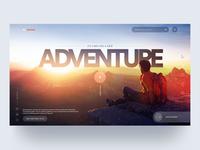 Adventure - Web UI