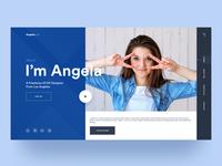 Personal Portfolio - Web UI