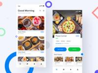 Food Delivery - App UI