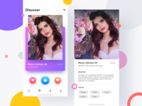 Dating - App UI