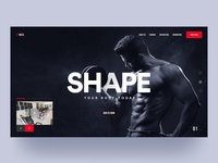 Fitness - Web UI
