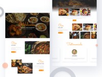 Restaurant_Web UI
