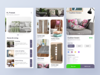 Home Decor - App UI
