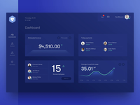 Desktop Dashboard