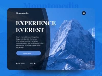 🏔️ Mountains Travel - web