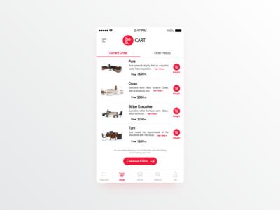 be b. Shopping app