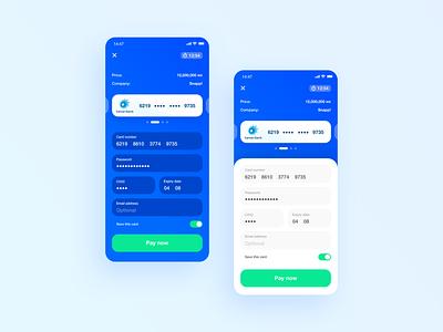 Payment Gateway Redesign mastercard ui wallet visa card visa fintech gateway payment