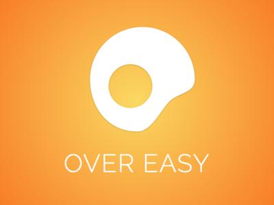 Over Easy To-Do App Logo Design