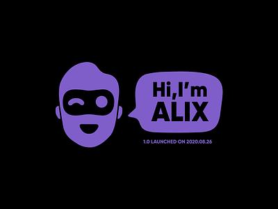 Alix Tee design tee