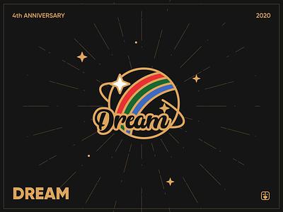 Pin of Dream dream pin