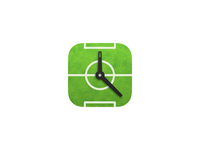 Soccer Clock for World Cup 2014 icon