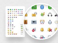 Status Icon 16px