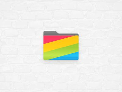 kDaLabs Folder osx mac folder icon