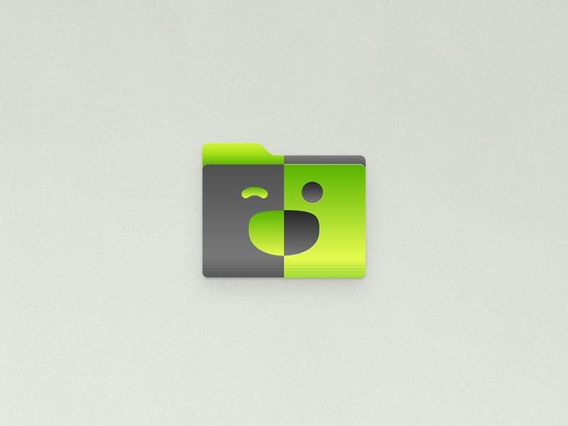 LLS Folder Icon osx mac folder icon
