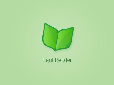Leaf Reader Logo