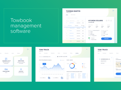 Towbook Management Software