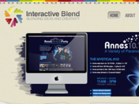 iBlend redesign