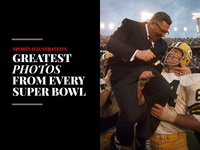 SI's Greatest Super Bowl photos