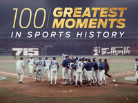 100 Greatest Moments in Sports History