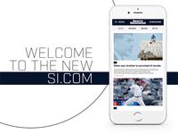 New SI.com