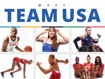 Meet Team USA
